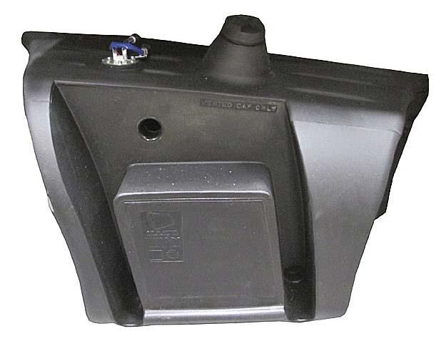Бак топливный пластиковый JCB 3CX-4CX*5CX 128/E5189