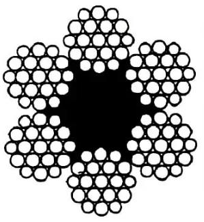 Канат стальной 2688-80