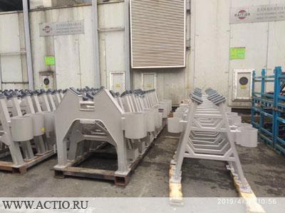 Китайский завод запасных частей